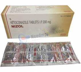 Nizol 200 Mg