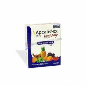 Apcalis-Sx Oral Jelly Week Pack