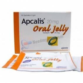 Apcalis Oral Jelly 20 Mg