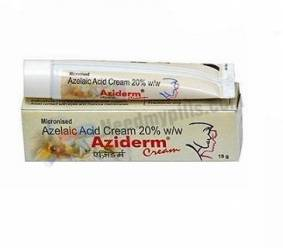 Aziderm Cream 20%