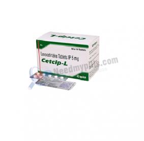 Cetcip-L 5 Mg