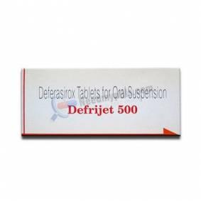 Defrijet 500mg