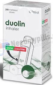 Duolin Inhaler 50mcg