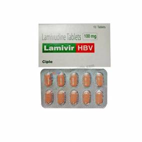 Lamivir HVB 100mg