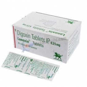 Lanoxin 0.25mg