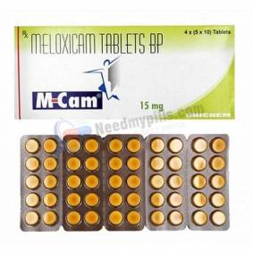 M-Cam 15mg