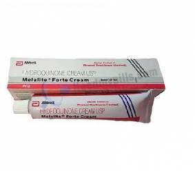 Melalite 4% Forte Cream
