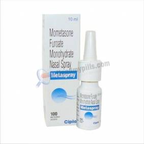 Metaspray 100mdi Nasal Spray