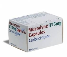 Mucodyne 375mg