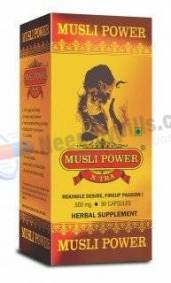 Musli Power xtra 500 Mg