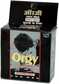 Orgy Massage Oil