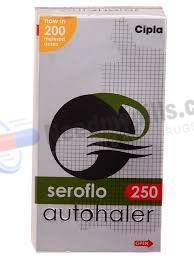 Seroflo Autohaler 125mcg