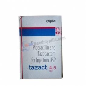 Tazact 4gm/500 Mg
