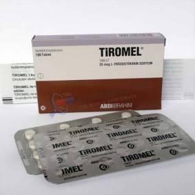 Tiromel 25mcg