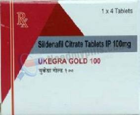 Ukegra Gold 100 Mg
