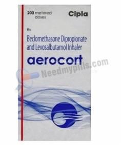 Aerocort Inhaler 50mcg