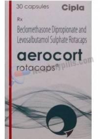 Aerocort Rotacaps 100/100mcg