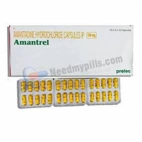 Amantrel 100 Mg