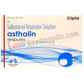 Asthalin Respules 2.5ml