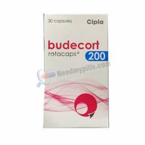 Budecort Rotacaps 200mcg