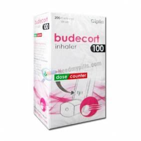 Budecort Inhaler 100 Mg