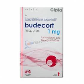 Budecort Respules 1 Mg