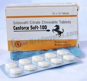 Cenforce Soft 100 Mg