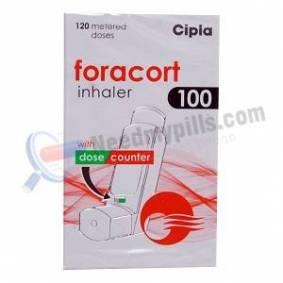 Foracort Inhaler 6/100mcg