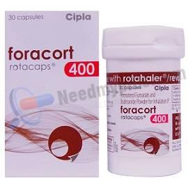 Foracort Rotacaps 400mcg