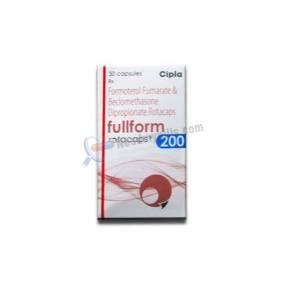 Fullform Rotacaps 200mcg