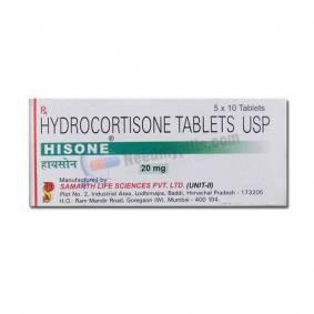 Hisone 20 Mg