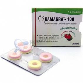 Kamagra Chewable Polo 100 Mg