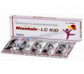 Montair Lc Kid 4/2.5 Mg