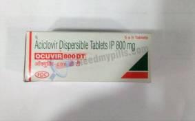 Acivir Dt 800 Mg