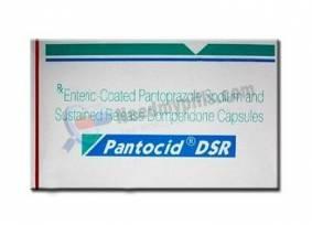 Pantocid DSR 40mg+30mg