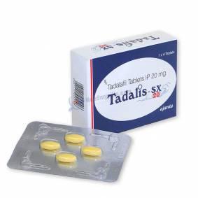 Tadalis-sx 20 Mg