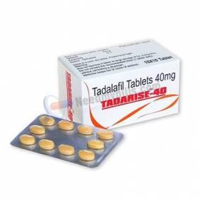 Tadarise 40 Mg