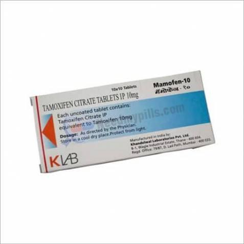 Mamofen 10 Mg USA